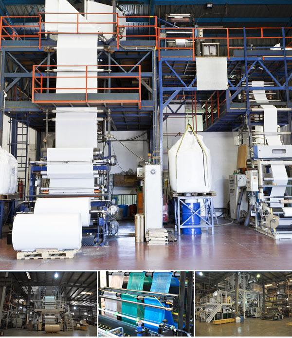 Fabrica de plastico reciplast